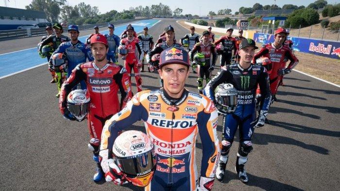 Jadwal Siaran Langsung MotoGP Andalusia 2020 Live Trans7, TV Online Fox Sports 2 MotoGP 2020