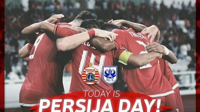 Link Live Streaming Indosiar Persija vs PSIS via Vidio.com Premier Liga 1 2019 Pekan 18 Hari Ini