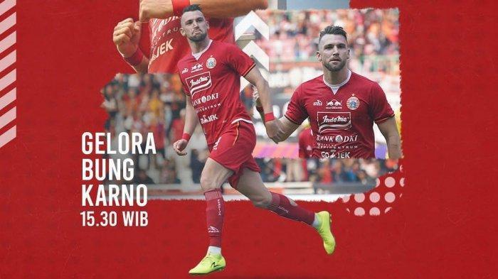 Skor Akhir 0-0! Hasil Akhir Persija Jakarta vs PSM Makassar di Laga Tunda Liga 1 2019 Pekan 7
