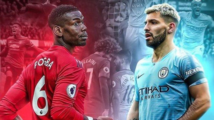 Prediksi & Live Streaming Mola TV Derby Manchester United vs City Carabao Cup, Tak Live TVRI