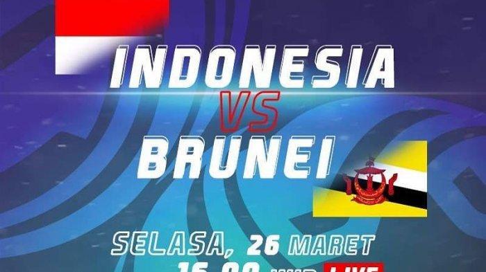 Live Streaming RCTI! Prediksi Timnas U-23 Indonesia vs Brunei di Kualifikasi Piala Asia U-23 2020