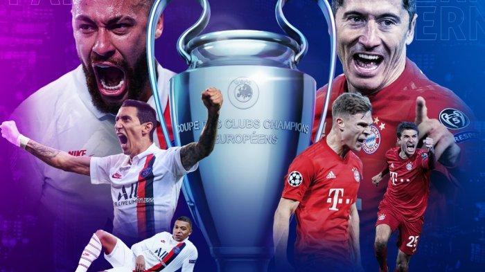 BERLANGSUNG Live SCTV! Live Streaming PSG vs Bayern ...