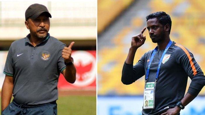 Pengakuan Pelatih India Jelang Timnas U-16 Indonesia vs India di Piala AFC U-16 2018 Live MNC TV