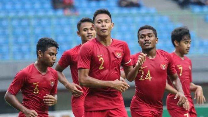 SEDANG BERLANGSUNG! Live Indosiar Timnas U22 Indonesia vs Madura United Jelang Piala AFF U-22