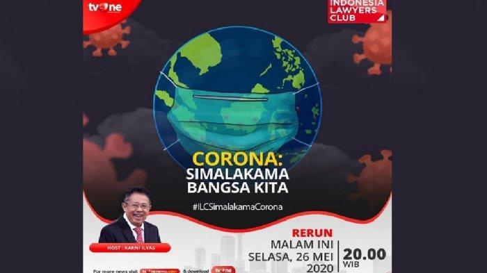 Berlangsung Live Video Streaming Ilc Bersama Dr Tirta Via Youtube Tv One Banjarmasin Post