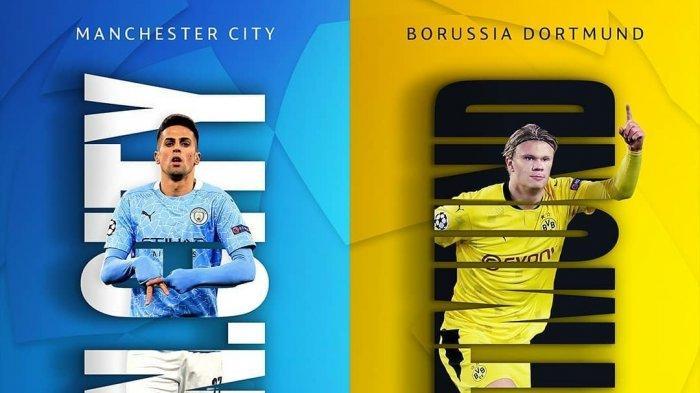 Where to find Man City vs. Dortmund on US TV and streaming ...  |Man City-dortmund