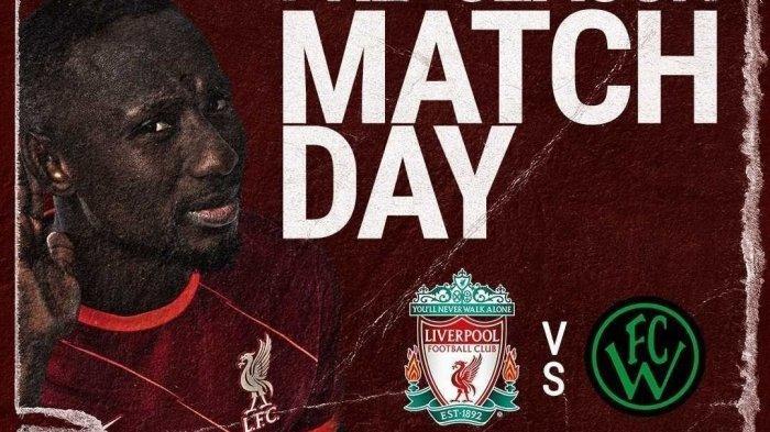 Hasil Akhir Liverpool vs Stuttgart & Wacker, Mo Salah Cs Imbang