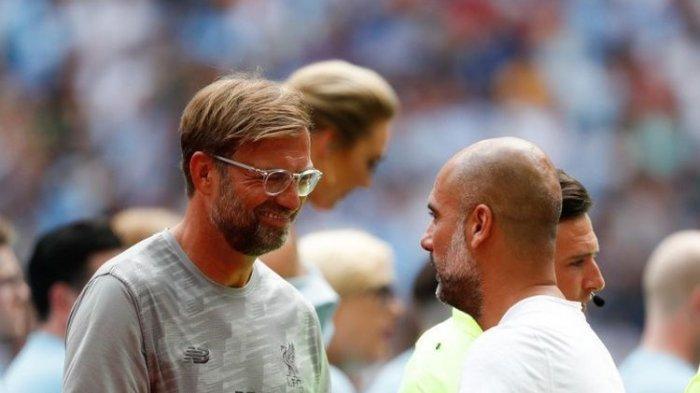 Laga Man United vs Liverpool Jadi Kunci Tercepat Man City Juara EPL, Ini Kata Juergen Klopp