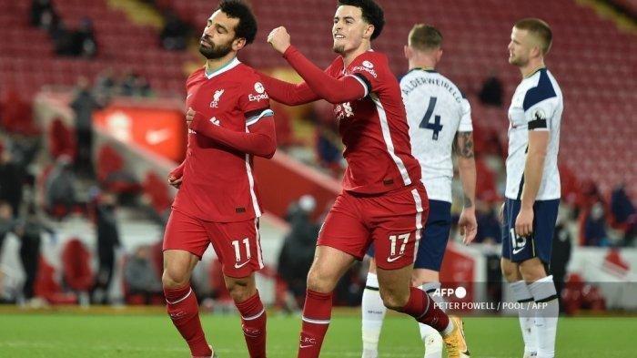 LIVE Streaming TV Online RB Leipzig vs Liverpool di Liga Champions, Mo Salah Starter