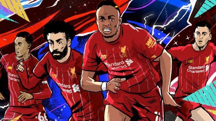 Live Streaming Kompas TV - RB Salzburg vs Liverpool Persiapan Terakhir Jelang Lawan Arsenal
