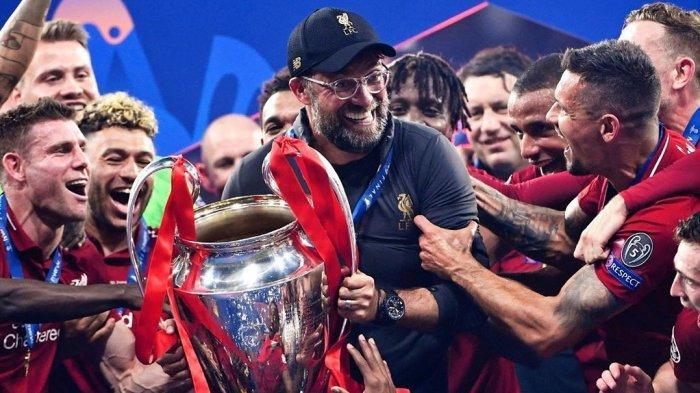 Jadwal Siaran Langsung Liverpool vs Atletico Madrid di SCTV, Pertaruhan The Reds di Liga Champion