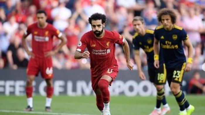 Link Live Streaming Mola TV MK Dons vs Liverpool Carabao Cup Malam Ini, Cek Link TV Online Bola