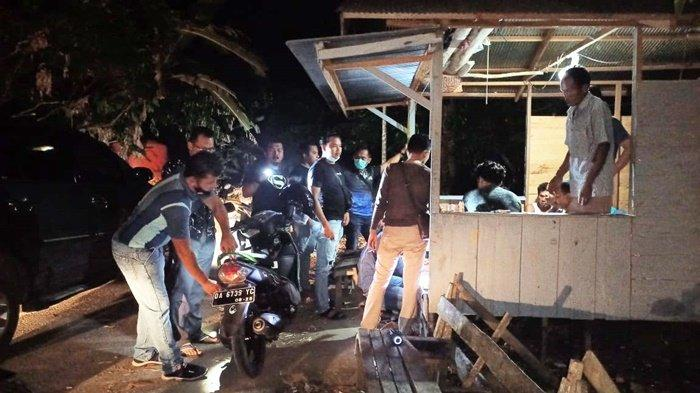 Polsek Paringin Amankan Pelaku Togel di Pos Kamling Lasung Batu Kabupaten Balangan