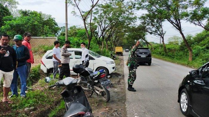 Tabrakan Libatkan 3 Kendaraan di Suato Tatakan Kabupaten Tapin, Begini Kronologisnya