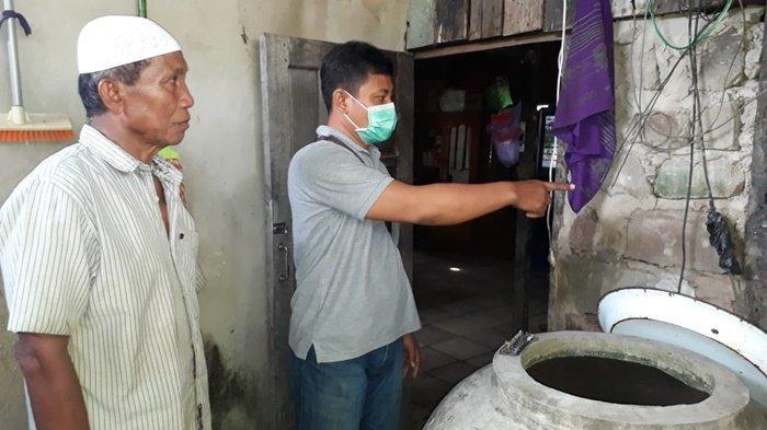 Warga Basirih Kabupaten Kotim Tewas Tersengat Listrik Saat Perbaiki Stop Kontak