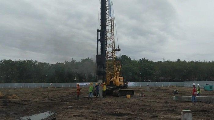 RSUD Baru di Tapin Dibangun di Atas Lahan 42.800 M2, Total Anggaran Rp122,6 Miliar