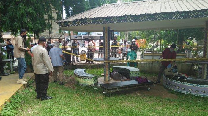 Penemuan Mayat di Kalsel, Mayat di Lapangan Lambung Mangkurat Ternyata Warga Angkinang