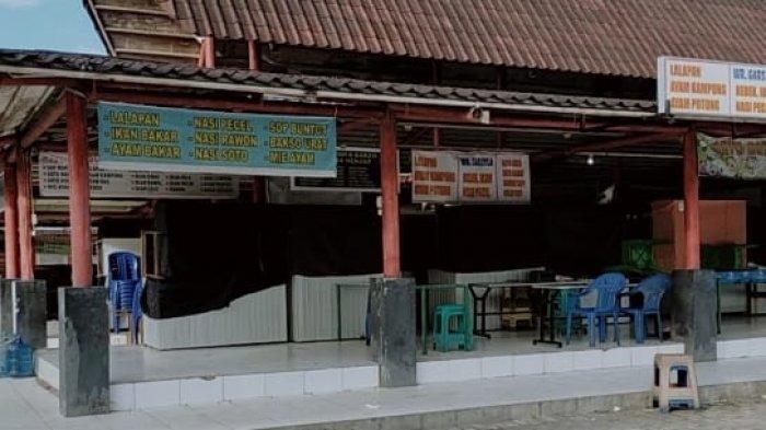 Car Free Day Kota Sampit Kotim, Pasar Eks Bioskop Mentaya Mulai Menggeliat