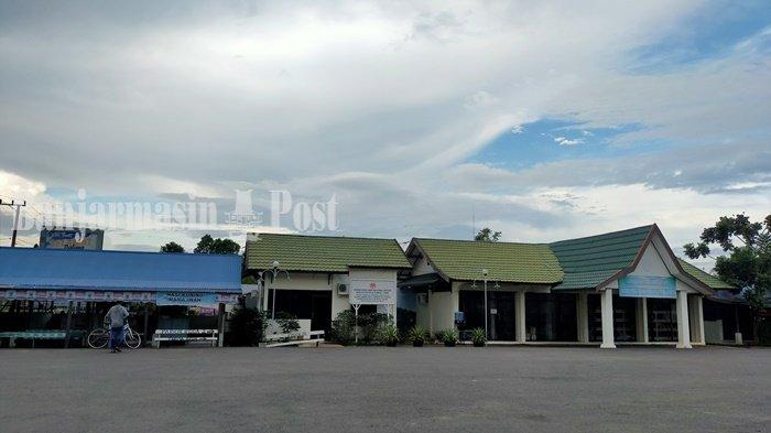 Wisata Kalsel, Bisa Beli Hasil Kerajinan di Rest Area Putri Junjung Buih Amuntai