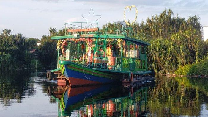 Wisata Kalteng, Lokasi Wisata Susur Sungai Kereng Bengkirai Mudah Dijangkau Pengunjung