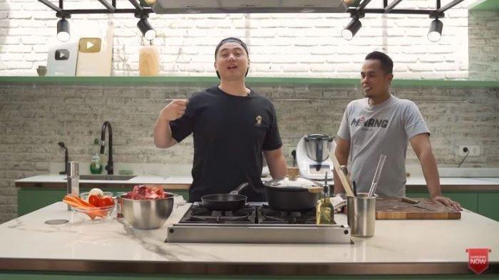 Jumlah Uang Lord Adi Dari Hasil Konten Dengan Chef Arnold Diungkap, Seusai MasterChef Indonesia 8