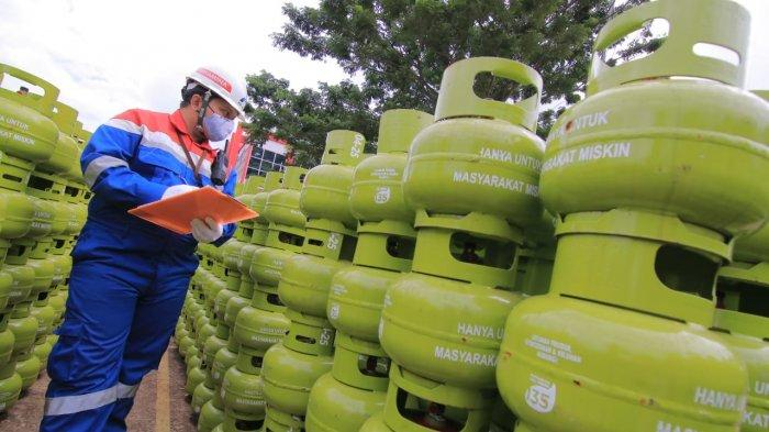 Selama Ramadhan, Pertamina Pastikan LPG 3 Kg di Kalimantan Selatan Aman
