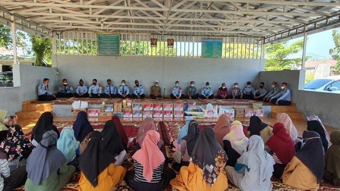 Petugas LPKA Martapura Kalsel Salurkan Santunan ke Panti Asuhan Hingga Panti Sosial
