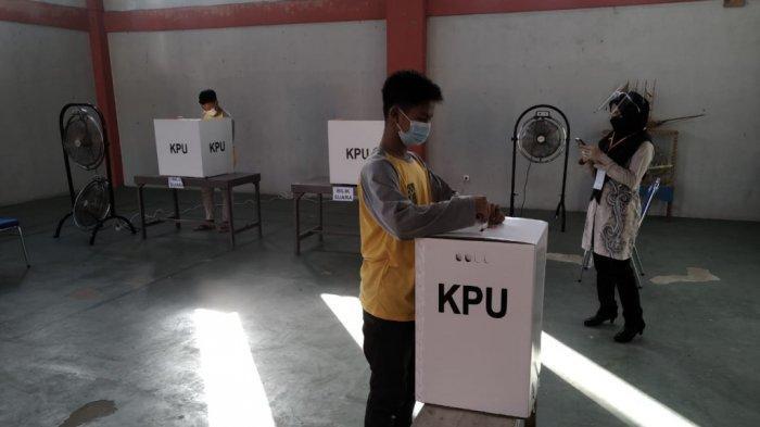 PSU Pilgub Kalsel 2020, Heboh TPS Hanya 13 Pemilih, Ternyata TPS 22 LPKA Martapura