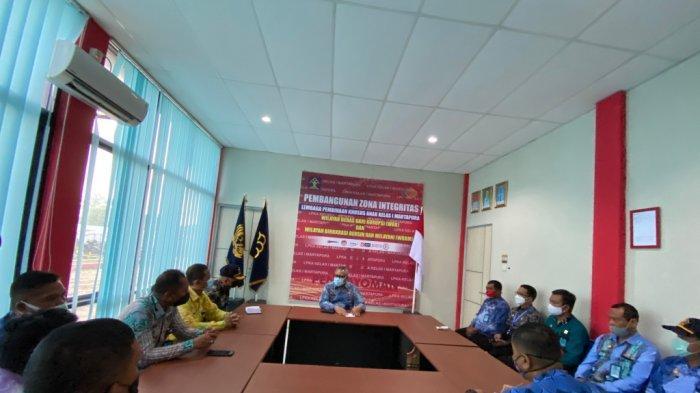 Wujudkan WBK dan WBBM, LPKA Martapura Lakukan Berbagai Perubahan dan Maksimalkan Sarana Pendukung