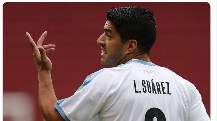 SESAAT LAGI Link Streaming Indosiar Bolivia vs Uruguay Live TV Online Copa America 2021, Cavani Main
