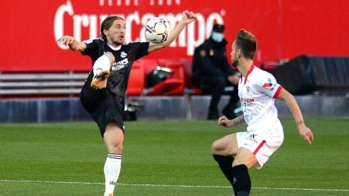 Link Live Streaming Liga Spanyol Osasuna Vs Sevilla Dini Hari, Ini Hasil 6 Laga Terakhir