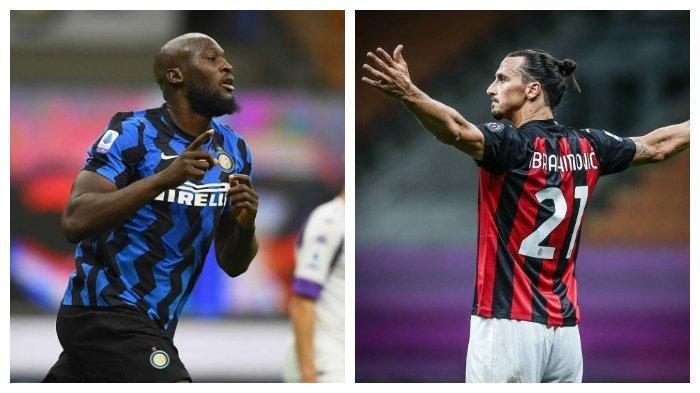 Ejekan Romelu Lukaku untuk Zlatan Ibrahimovic Saat Inter Milan Raih Juara Liga Italia atau Scudetto