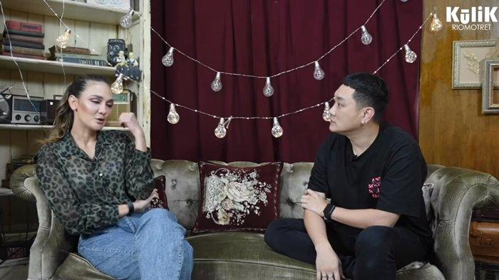 Isi Curhat Luna Maya ke Rio Motret Soal Sosok Pendamping, Juri Indonesia's Next Model : Dia Bahagia