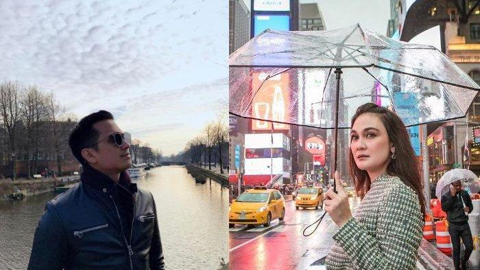 Luna Maya Ungkap Status Hubungannya dengan Faisal Nasimuddin, Eks Ariel NOAH : Mohon Doa