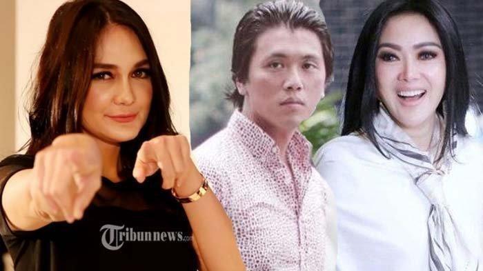 Reaksi Jujur Luna Maya Pada Melaney Ricardo Tak Ingin Disamakan dengan Syahrini, Karena Reino?