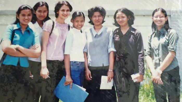 Tubuh Montok Luna Maya Alami Perubahan, Penampakan Foto Jadul Masa SMA Disorot