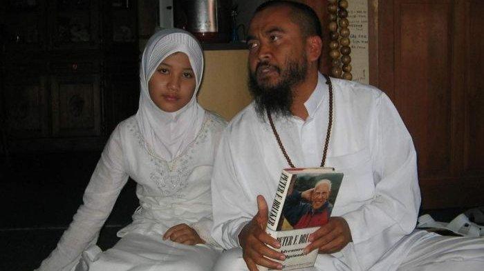 Syekh Puji Dikabarkan Nikah Lagi dengan Bocah 7 Tahun, Nafa Urbach Bereaksi