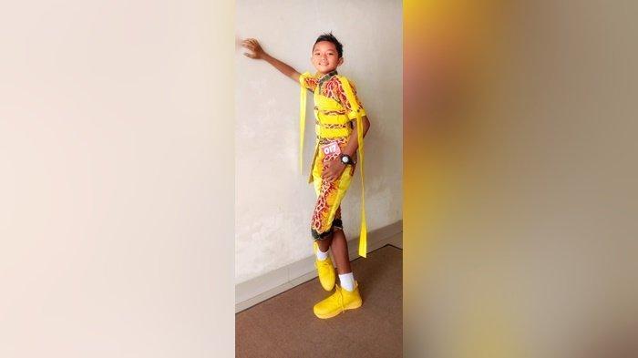 Fajri Incar Juara Fashion di Q-Mall Banjarbaru