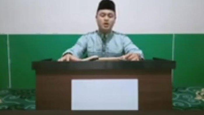 Nanang Intan Kabupaten Banjar Ini Harap Dukungan Ikuti MTQ Virtual