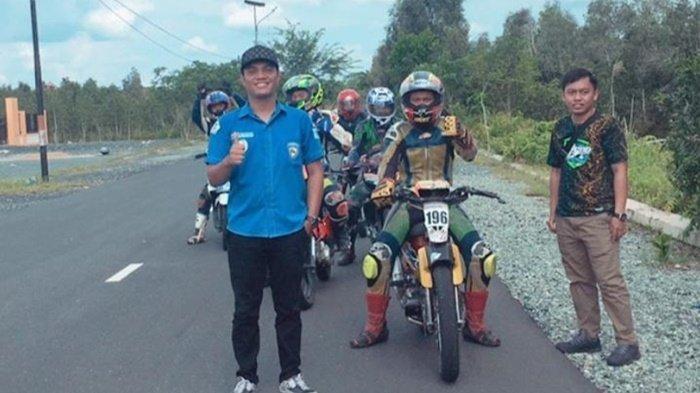 Pengurus IMI Batola Ingin Pembalapnya Jadi Kiblat Road Race dan Drug Bike di Kalsel