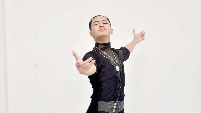 Setelah Raih Lima Besar Kejurnas Dancesport, Fremm Incar Kejurprov IODI Kalsel