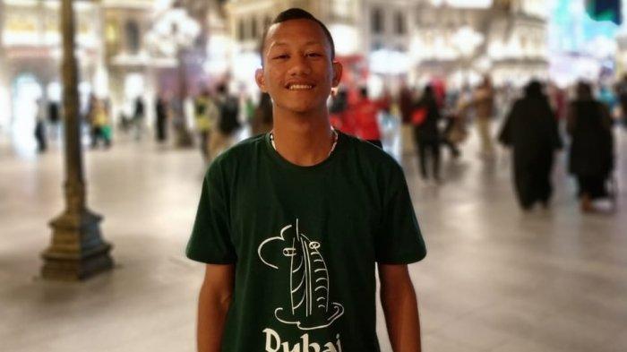 Juara Dunia Cabang Atletik, Muhammad Ihsan Dapat Rumah dan Umrohkan Ibu Tercintanya