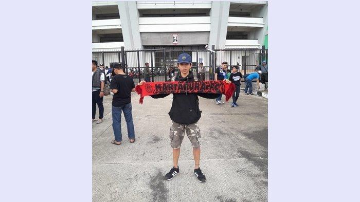 Kecintaan Pada Martapura FC Dorong Iky Mau Jadi Dirigen, Hujan Panas Sudah Biasa Dilalui