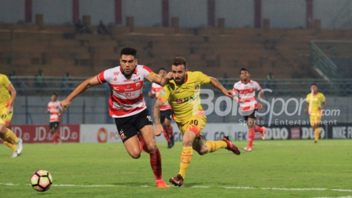 Prediksi Susunan Pemain Persib Bandung Jika Fabiano Beltrame Resmi Bergabung untuk Liga 1 2019