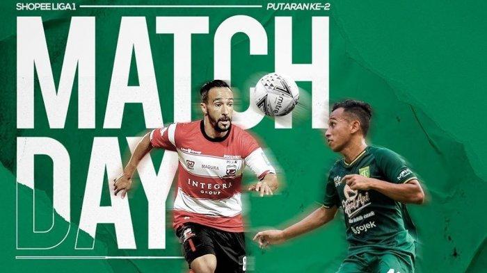 SEKARANG! Link Streaming Madura United vs Persebaya Liga 1 Live TV Online Indosiar, Cek Pemainnya