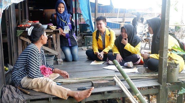 Mahasiswa Farmasi ULM Temukan 2 Penyakit yang Selalu Diderita Warga Desa Pematangbaru