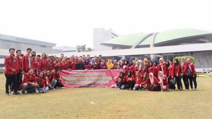 Mahasiswa FH Unlam Study Tour ke Luar Kalimantan, Ini Tempat-tempat yang Dikunjungi