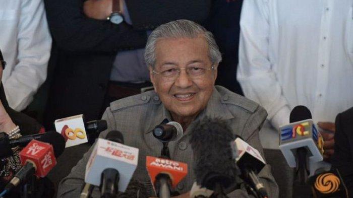 Umur 93 Tahun, Dr Mahathir Mohammad Tetap Energik, Ini Rahasia Diungkap Perdana Menteri Malaysia