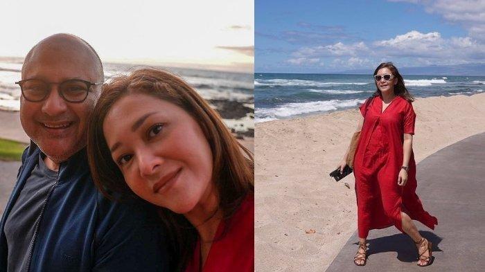 Keputusan Maia Estianty Pilih Bersikap Masa Bodo, Saat Bersama Irwan Mussry di Pantai
