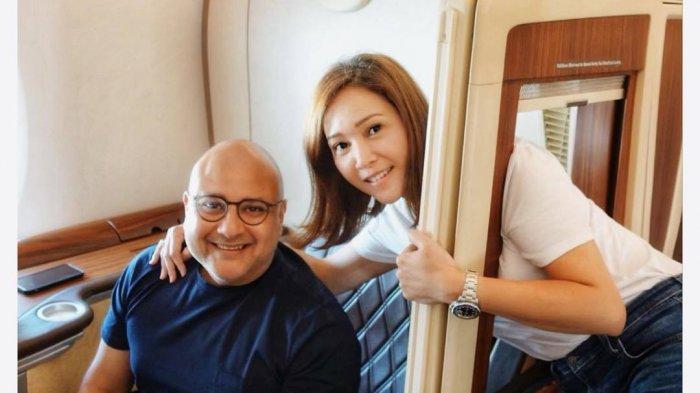 Irwan Mussry Diprotes Karena Unggah Foto Wanita Cantik Lain Selain Maia Estianty, Siapa Dia?